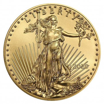 2020 1 oz Gold American Eagle