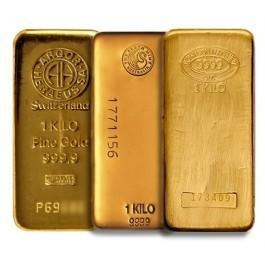 1 Kilo Gold Bar - Assorted Mints