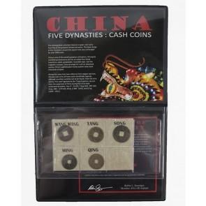 China 5 Dynasty Album