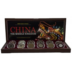 China: The Middle Kingdom. A 12-Piece Retrospective Collection