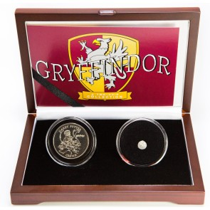 Gryffindor: Harry Potter 2-Coin Box