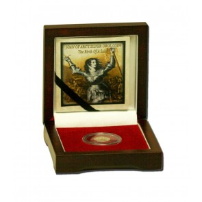 Joan Of Arc's Silver Obol Coin: The Birth of a Saint