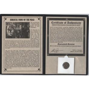 Journey of the Magi Album: Bronze Tetradrachm