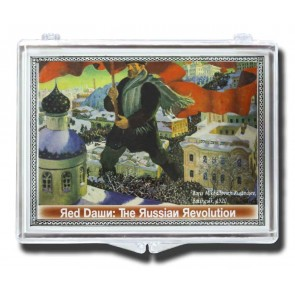 Red Dawn: The Russian Revolution One Coin Box
