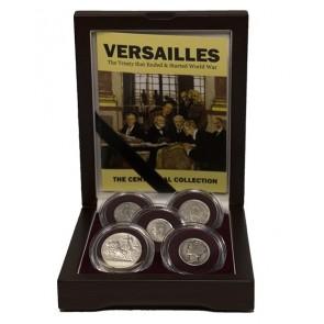 Versailles: Centennial Collection (5-Coin Boxed Set)