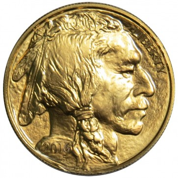 $50 American Gold Buffalo One Ounce (1 oz) Coin - (Date Our Choice) - Call for pricing!