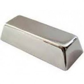 100 oz .999 Generic Silver Bar - Call for pricing!