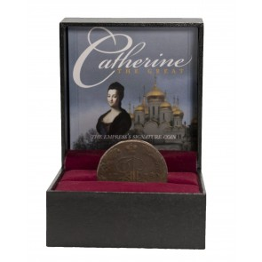 Catherine the Great: The Empress's Signature Coin