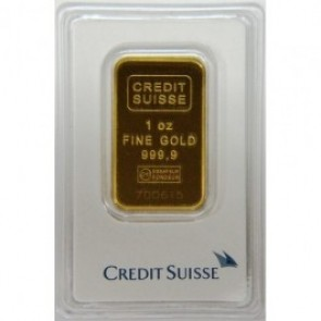 Credit Suisse - 1 oz Gold Bar