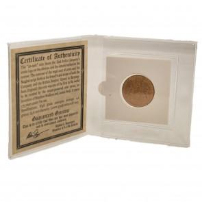 Admiral Gardner Shipwreck Treasure Coin Mini Album (High Grade)