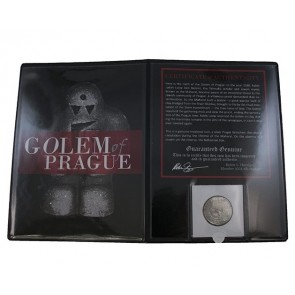 Golem of Prague (Coin Album)