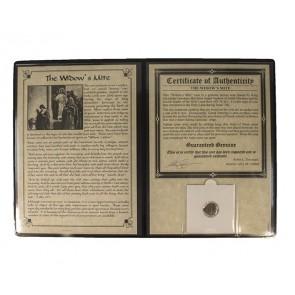 Widow's Mite Bronze Prutah Coin Album (A+)(Premium Grade) (A+)(Premium Grade)