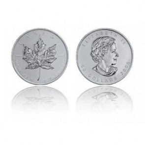 1 oz Palladium Maple Leaf