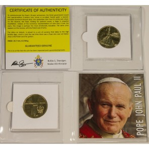 Pope John Paul II Mini Album