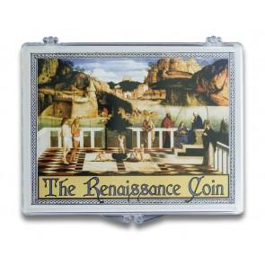 Renaissance Coin Clear Box