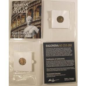 Salonina wife of Gallienus Mid-Sized Album
