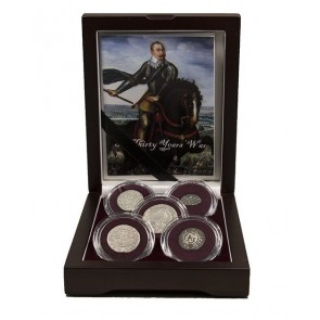 Thirty Years War: Europe's Bloodiest Conflict (Five-Coin Box)