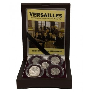 Versailles: Centennial Collection (5-Coin Boxed Set)