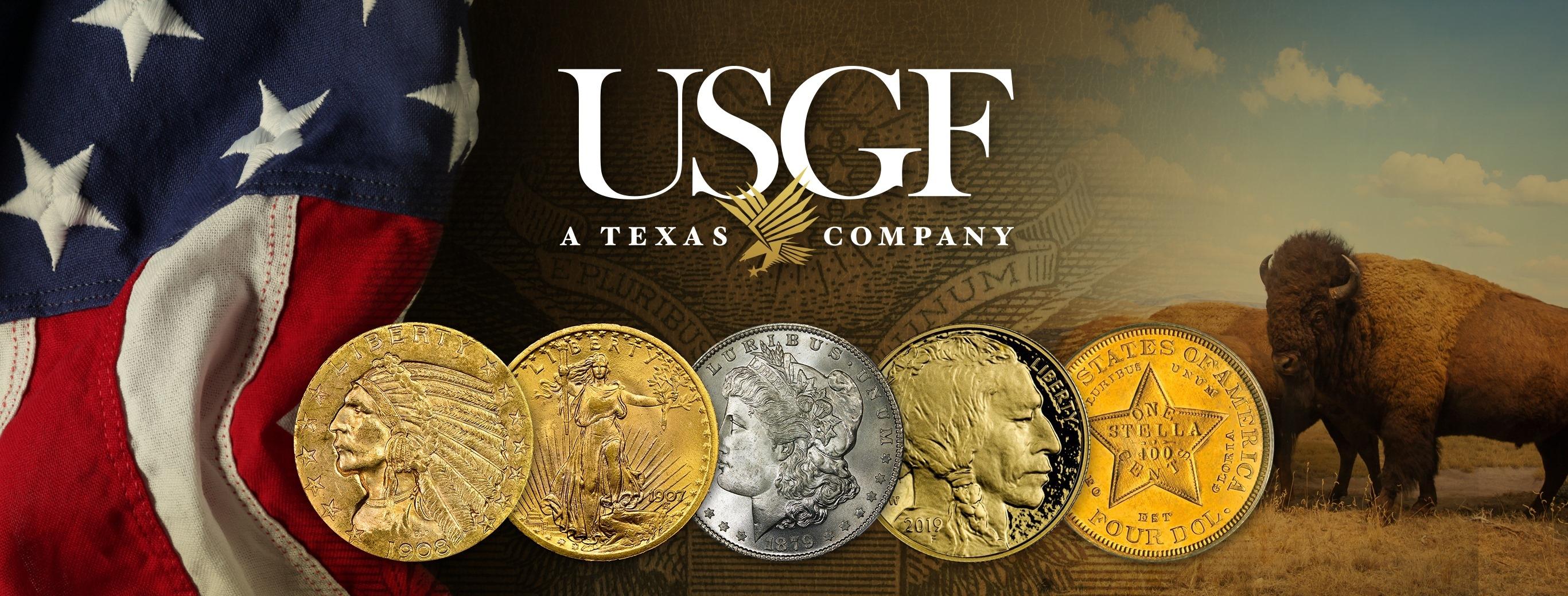 US Gold Firm Texas Coin Dealer